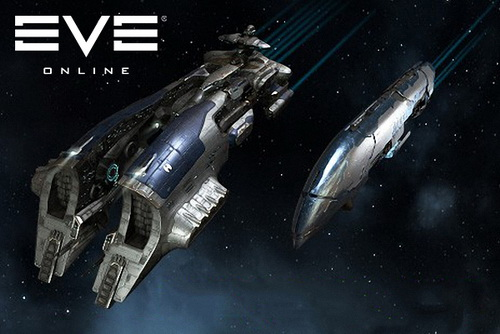 EVE全新势力涂装上架 冷酷画风