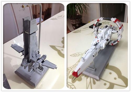 diy船体结构图