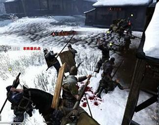 马上砍杀的真实战场 《虎豹骑》试玩评测