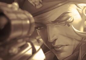 暴雪公布《守望先锋》新英雄 辅助型狙击手安娜