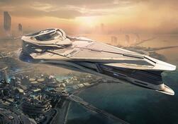 《星际公民》公布新战舰 目前众筹达1.44亿美金